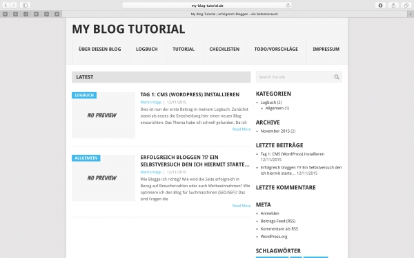 MY-BLOG-TUTORIAL.de